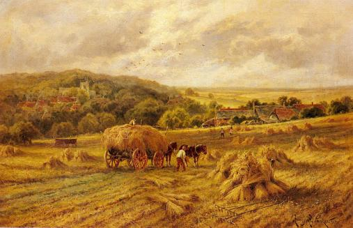 Harvest-Time-Lambourne-Berks