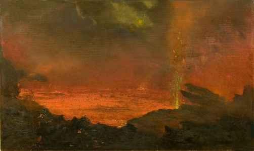 David-Howard-Hitchcock-Lake-of-Fire-1888