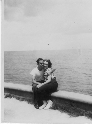 Mother and Daddy 1948